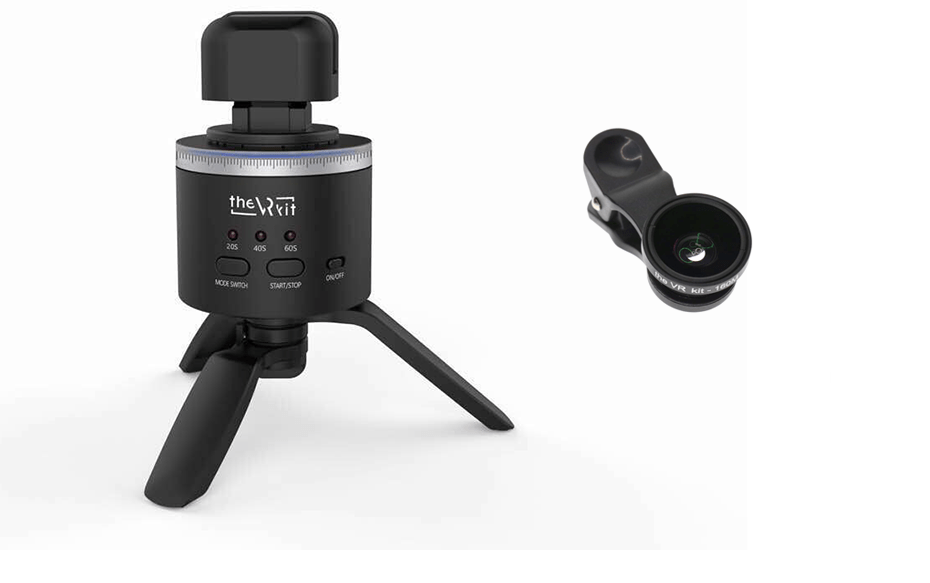 theVRKit rotator and lens adapter