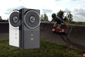 Yi 360 VR New Sample 360 Video