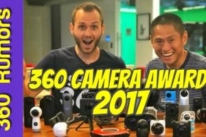 Life in 360 Rumors presents the 360 Camera Awards 2017