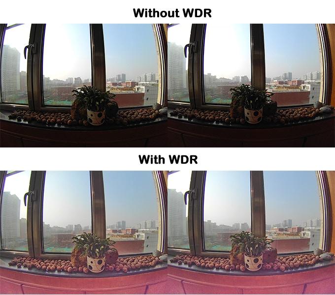 JedEye WDR mode
