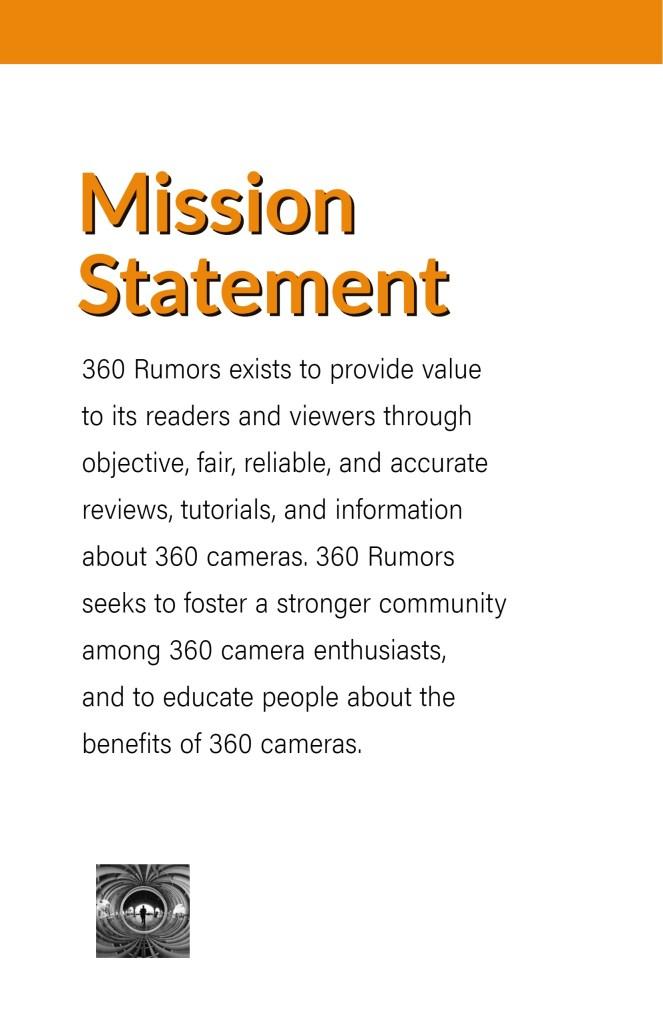 360 Rumors Mission Statement