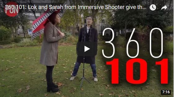 10 tips for shooting 360 videos