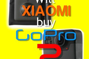 Xiaomi may buy GoPro