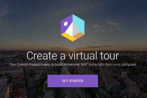 Create free virtual tours with Google TourCreator