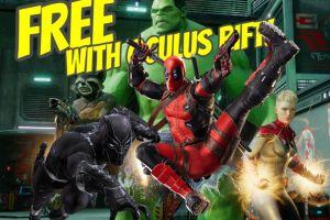 Marvel Powers United VR free for Oculus Rift