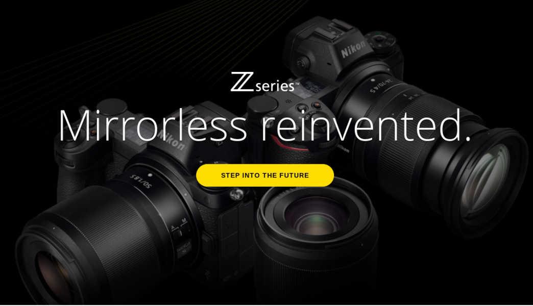 Nikon Z for 360 photos and virtual tours