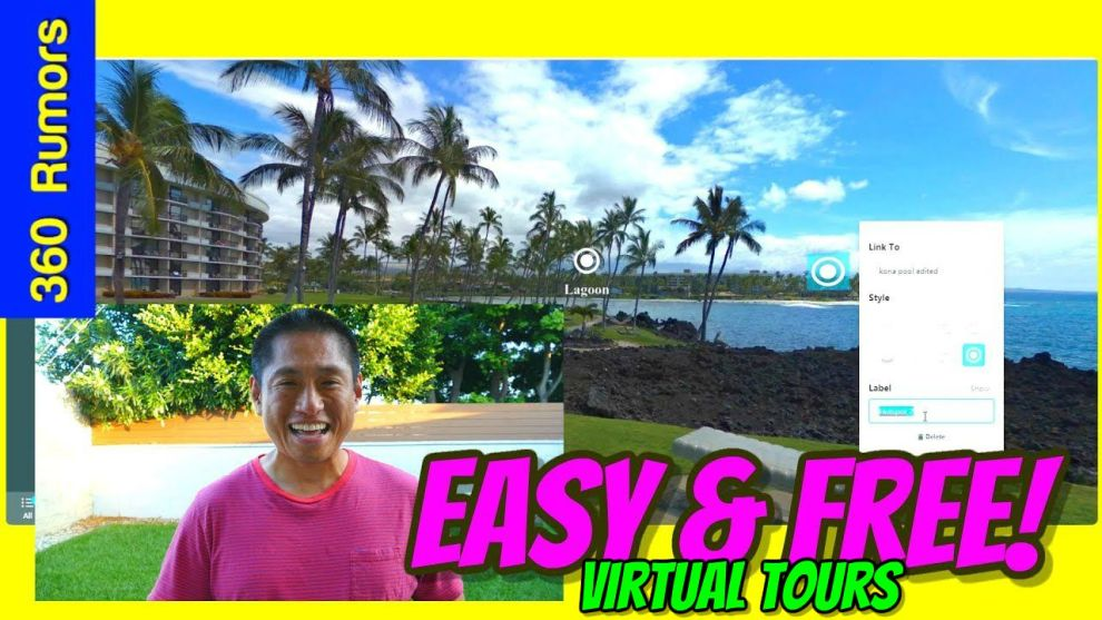 How you can create an easy and free virtual tour with Veer Experience
