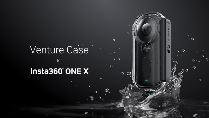 Insta360 Venture case