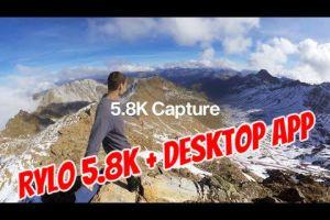 Rylo gets 5.8K and a desktop app