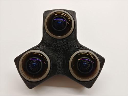 Suometry Omnipolar 3D 360 camera
