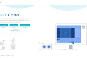 Google VR180 tool for Windows
