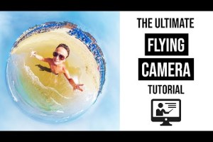 Hands-free tiny planet selfie tutorial