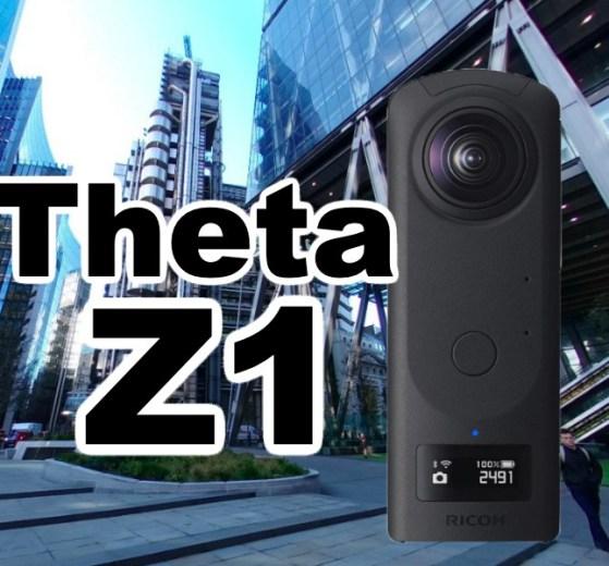 Ricoh Theta Z1 review and sample photos