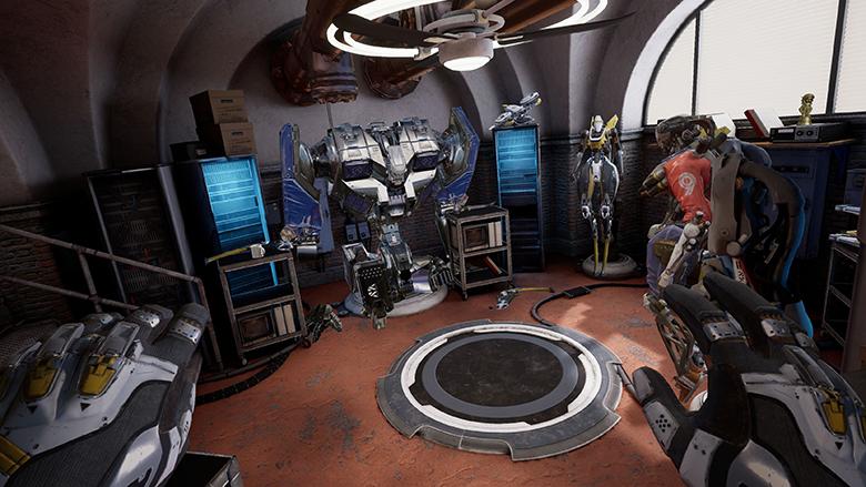 Robo Recall for Oculus Quest screenshots