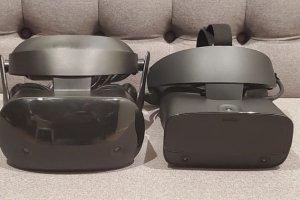 Oculus Rift S vs. Samsung Odyssey