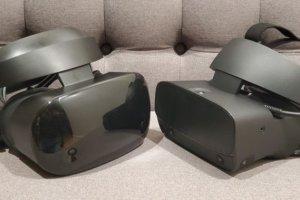 Samsung Odyssey vs. Oculus Rift S