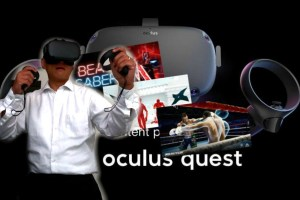 Oculus Quest hands-on review, launch games, tutorial, resource page