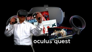 Oculus Quest has a secret sideloading menu! - 360 Rumors
