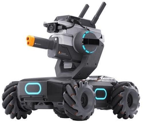 DJI Robomaster S1's killer feature
