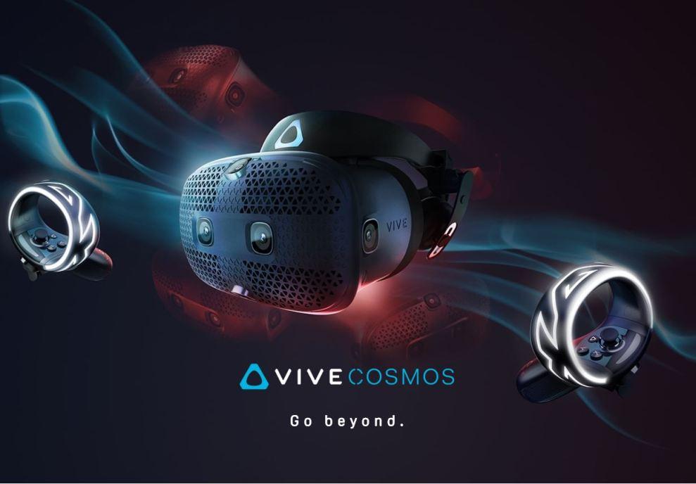 Vive Cosmos specfications