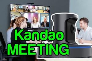 Kandao Meeting 360 conference camera