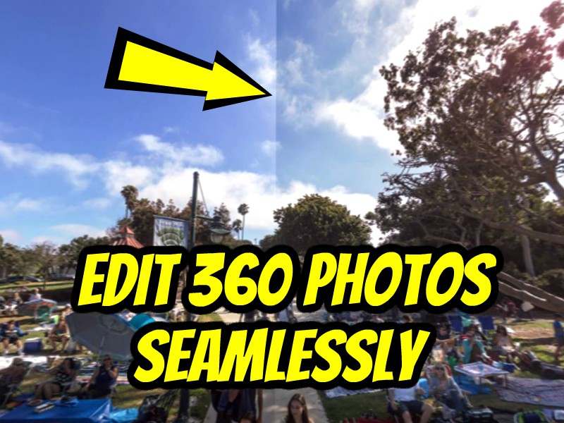 Lightroom and Photoshop now have seamless 360 photo editing (plus other options)