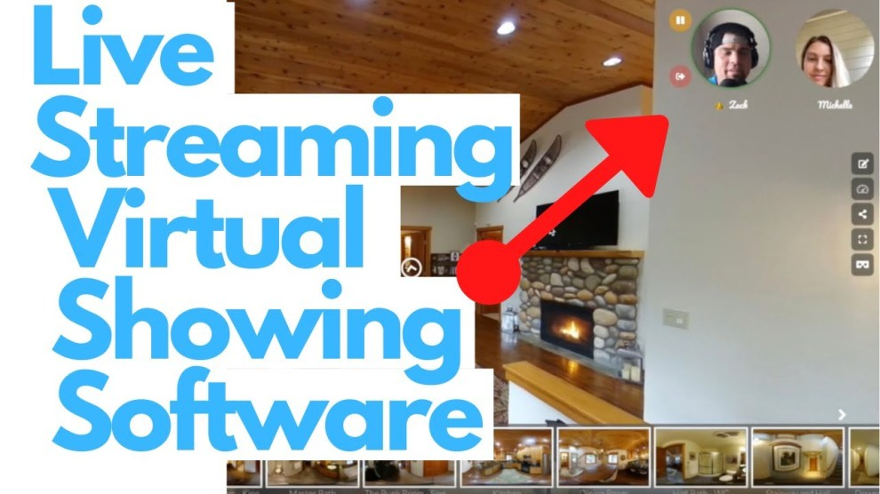 How to do a virtual walkthrough with your client