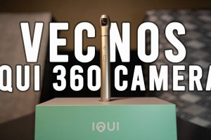 Vecnos IQUI unboxing video and first impressions