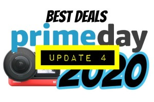 Best Prime Day 2020 deals for 360 cameras and accessories