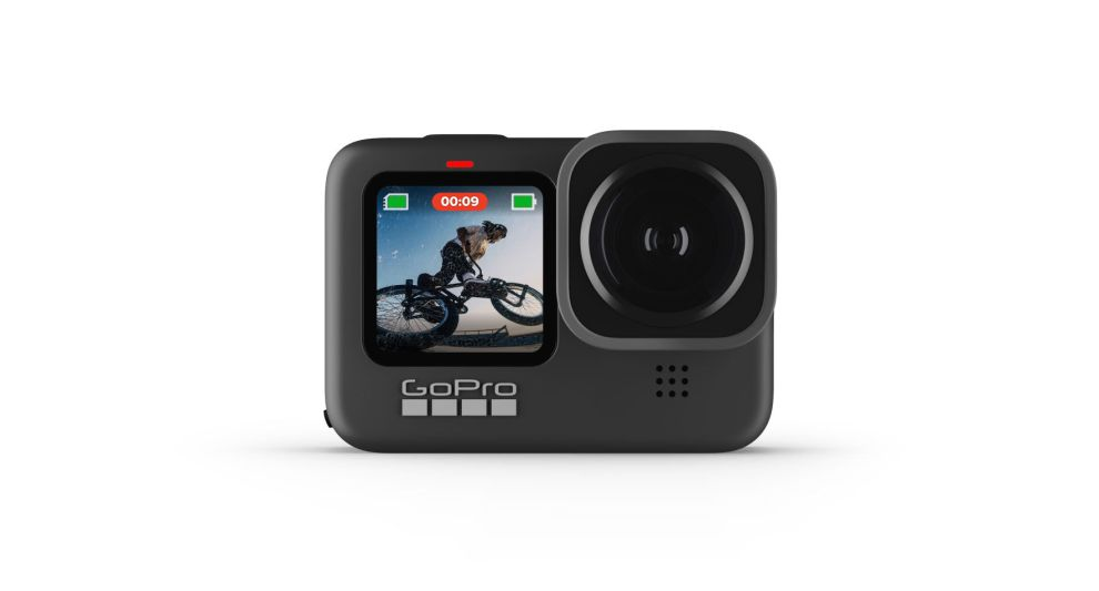 Where to buy GoPro Hero 9 Max Lens Mod in stock
