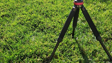 360 camera accessories: MT-02 stand review