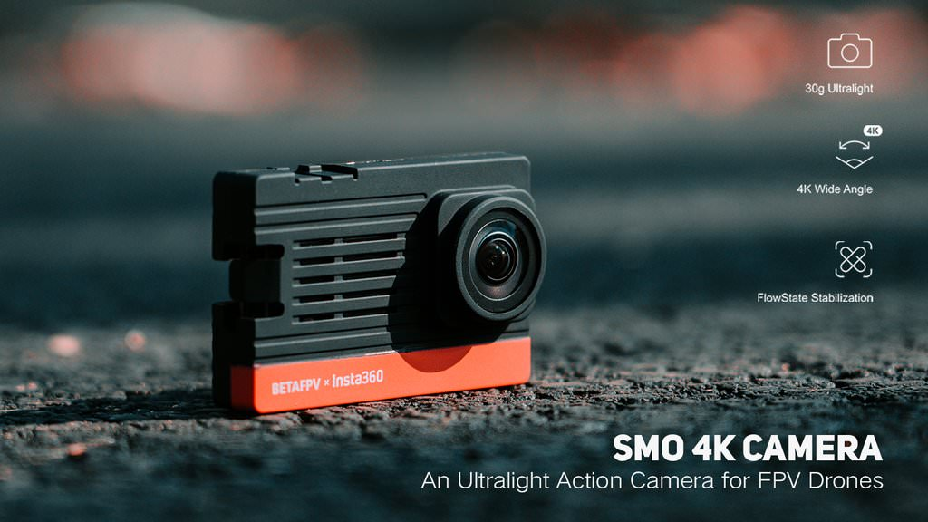 Insta360 SMO 4K is an easy and affordable naked GoPro alternative