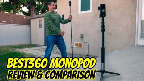 Best360 Monopod review and comparison