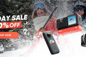 Insta360 holiday sale