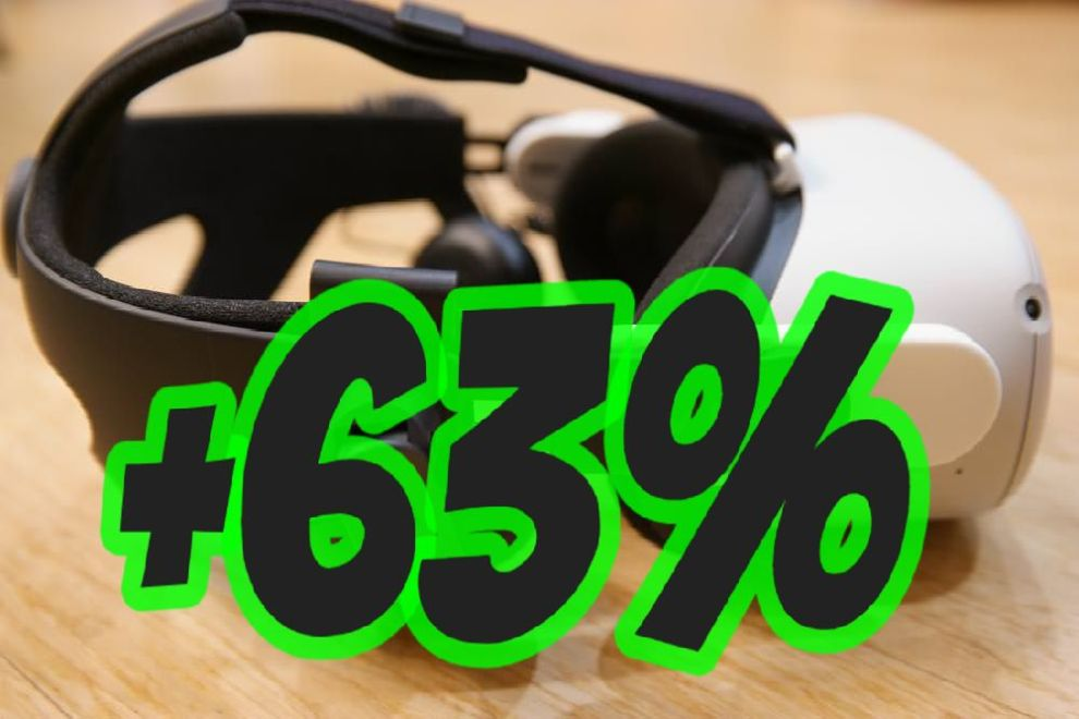 VR users increased 63%, according to survey