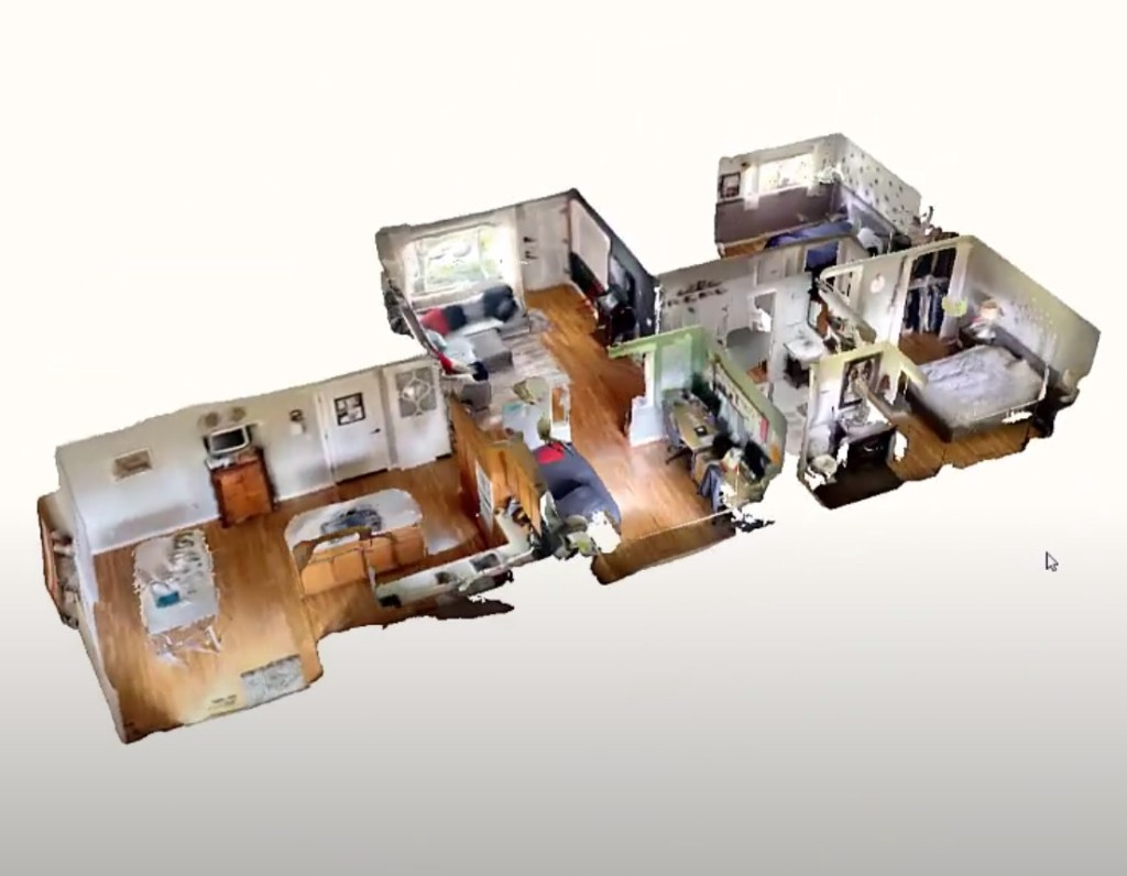 How to add a dollhouse view to a virtual tour