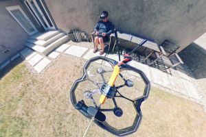 Lightest 360 cameras for your drone
