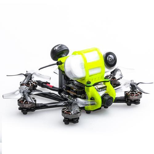 Firefly Hex Nano with optional Insta360 Go mount