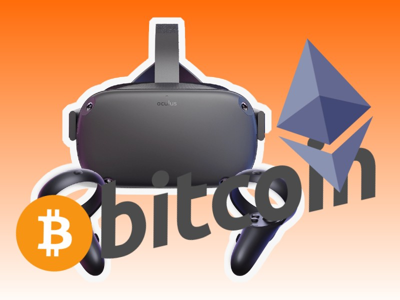 Cryptocurrency crash is helpful for 360 and VR