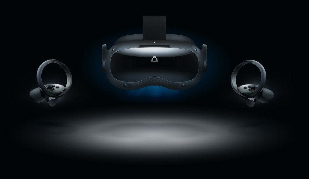 HTC launches two high resolution 5K VR headsets