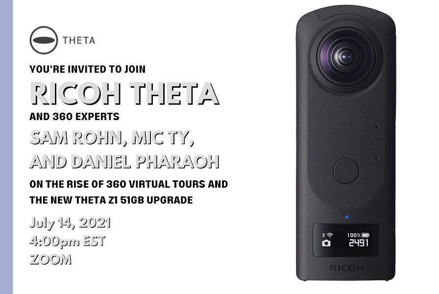 Free Theta Z1 live workshop