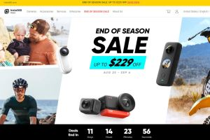 Biggest discount to date for Insta360 One X2