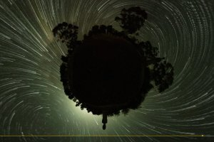 The most epic starlapse 360 video