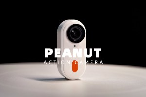 Caddx Peanut is a modified Insta360 Go 2 for FPV