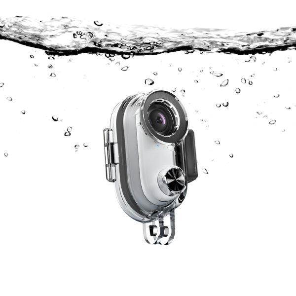 Insta360 Go 2 Dive Case has IPX8 waterproofing up to 45 meters