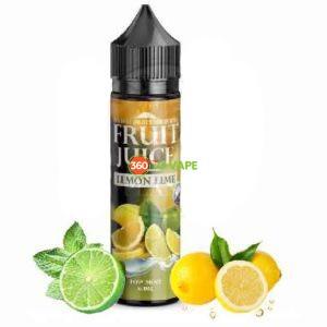 Lemon Lime by Fruit Juice 60ml 3mg