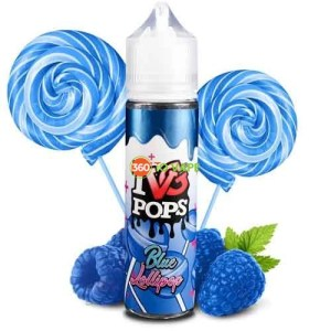 Blue Lollipop by IVG
