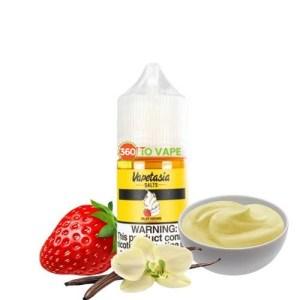 Strawberry Killer Kustard Salt Nic By Vapetasia 30ml