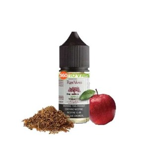 Apple Tobacco Salts By ripe Vapes