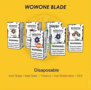 Blade 500 Puff Disposable
